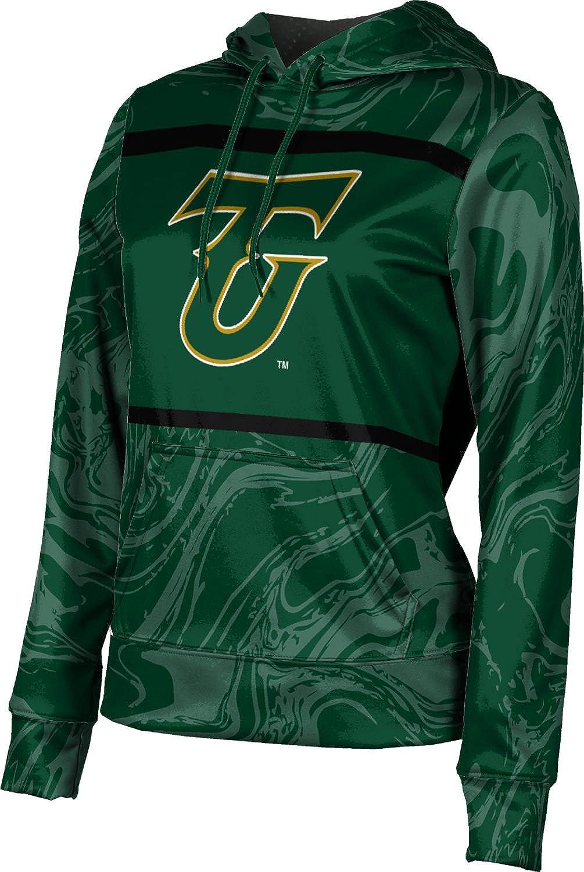 ProSphere Tiffin University Girls Pullover Hoodie School Spirit Sweatshirt Ripple