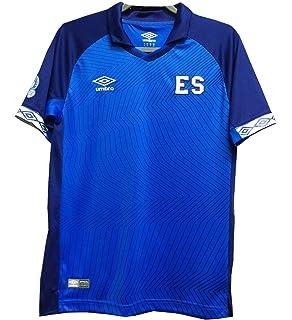 5de8b5584 Amazon.com  Umbro Men s El Salvador Training Jacket-Blue  Clothing