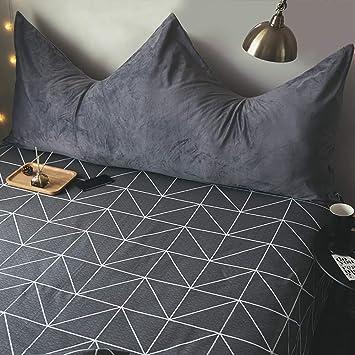 Amazon.com: YXYDNPY - Cojín para cabecero de cama grande ...
