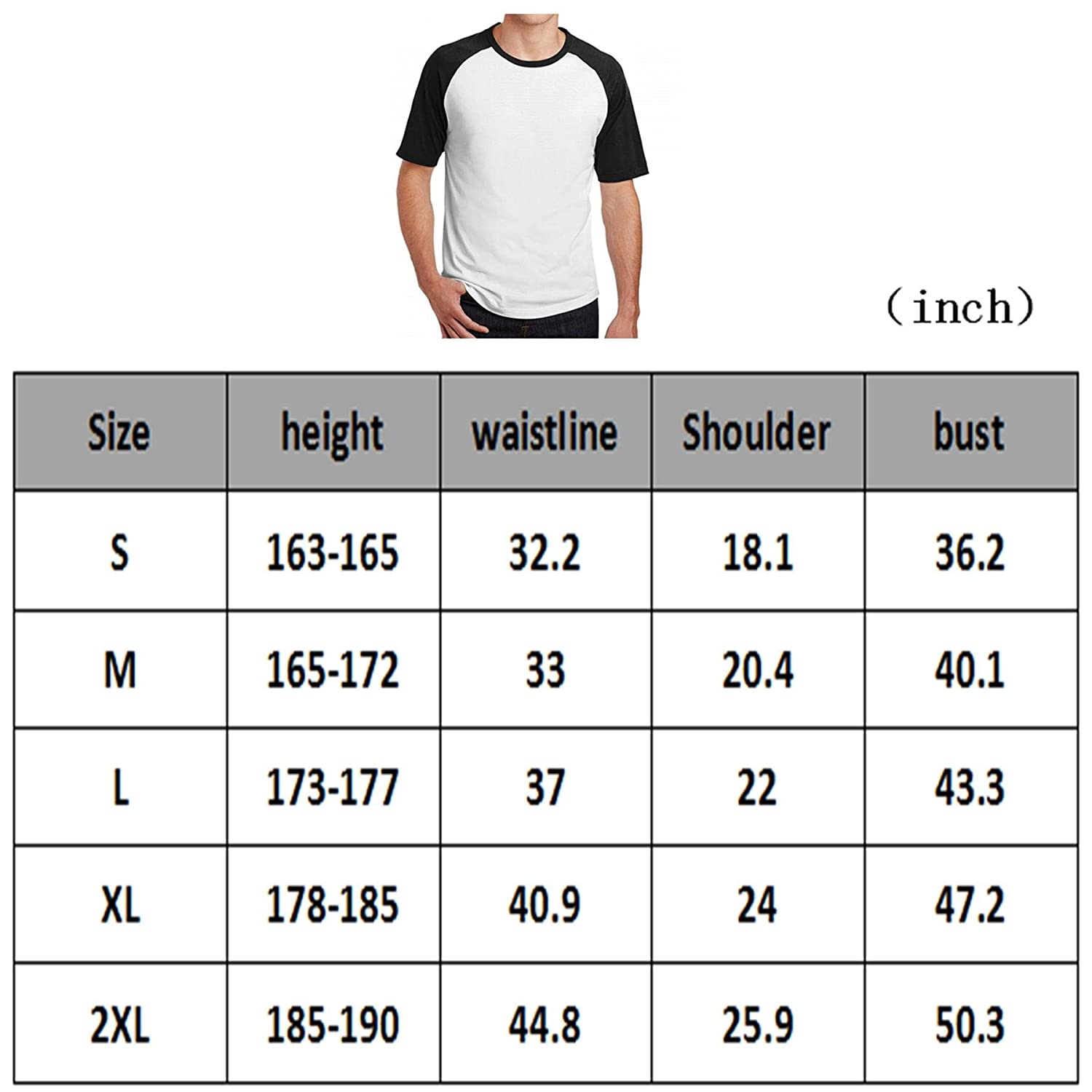 Seuriamin Tacos Rocket Mens Basic Athletic Raglan Baseball Short Sleeve T Shirt Tops
