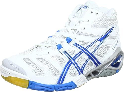 Guerrero cuidadosamente desinfectar  ASICS Women's Gel-Sensei 4 Mt Volleyball Shoes White Size: 7 UK:  Amazon.co.uk: Shoes & Bags