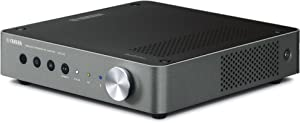 Yamaha WXC-50 MusicCast Wireless Streaming Preamplifier (Dark Silver)