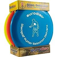 New Games - Frisbeesport Eurodisc Disc Golf Set