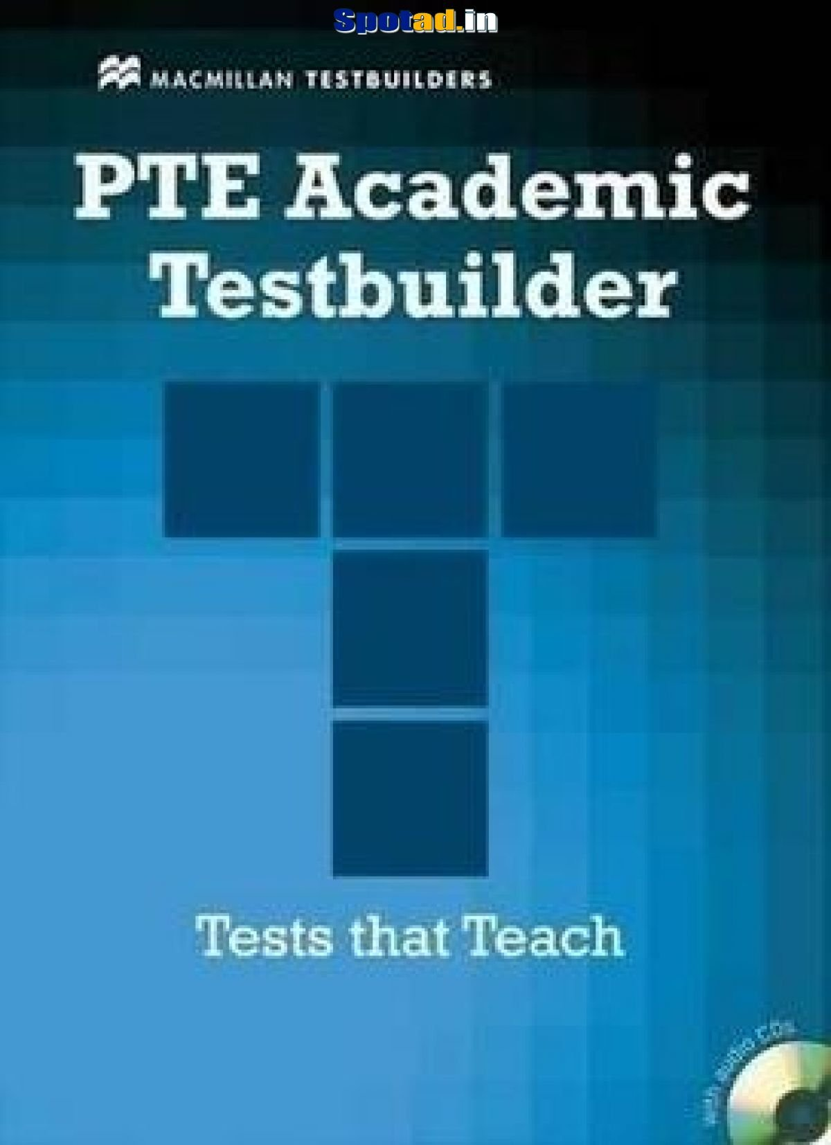 Buy PTE Academic Testbuilder (with Audio CD Pack) (Macmillan