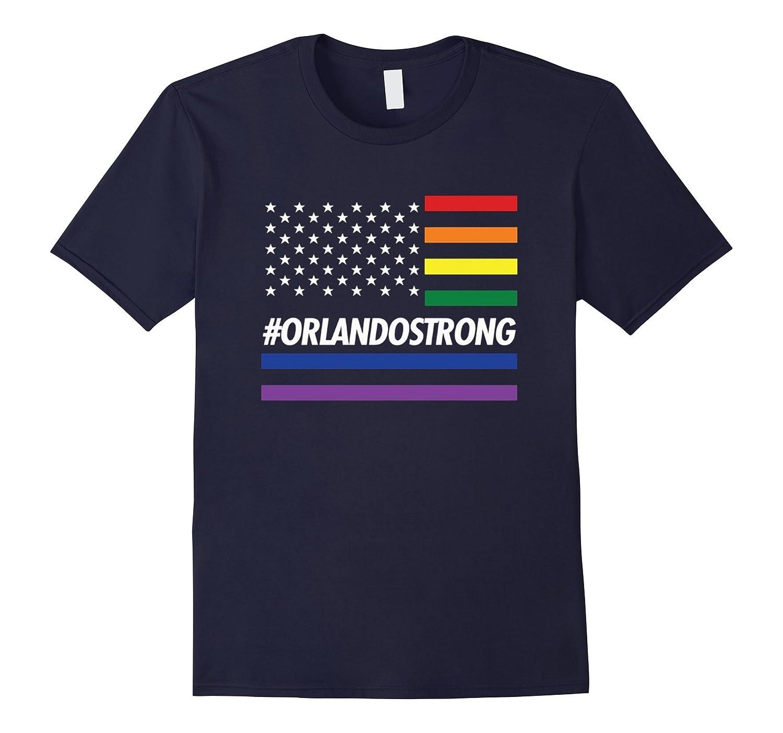 #Orlando Strong T Shirt-BN