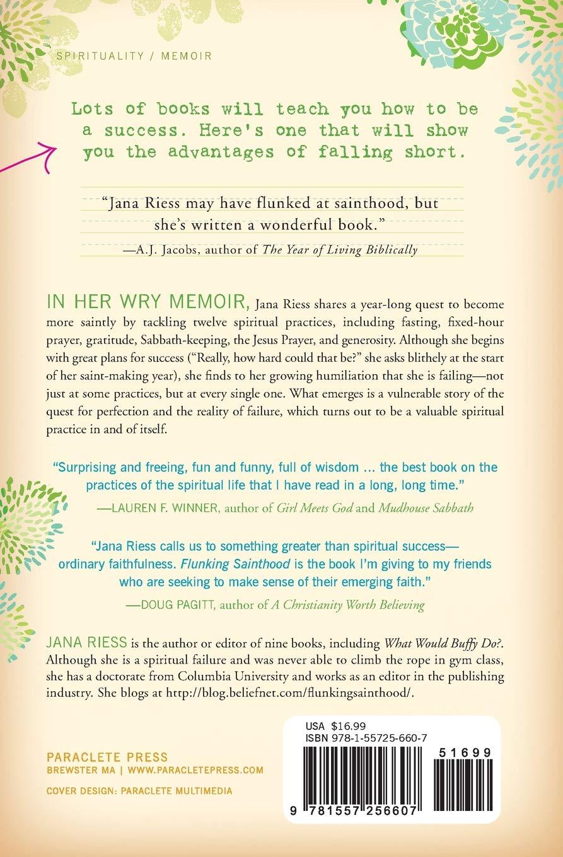 Flunking Sainthood: A Year of Breaking the Sabbath