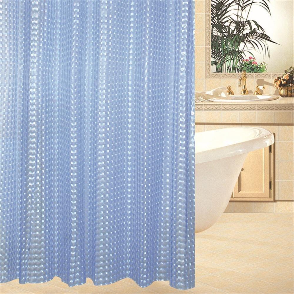 Amazon.com: OOFYHOME 3D Shower curtains EVA Waterproof Mildew-proof ...