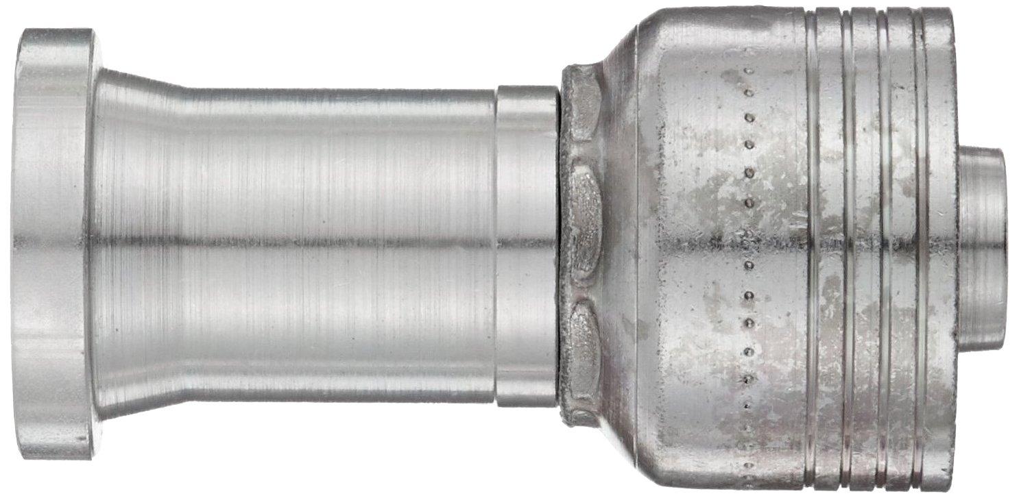 Aeroquip 1B20FH16 Carbon Steel Global TTC12 SAE Code 62 Thru the Cover Crimp Hose Fitting Split Flange 1-1//4 Nominal Flange Size 1 Hose ID 1-1//4 Nominal Flange Size Eaton 1 Hose ID Straight