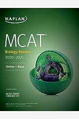 MCAT Biology Review 2020-2021: Online + Book (Kaplan Test Prep) Kindle Edition