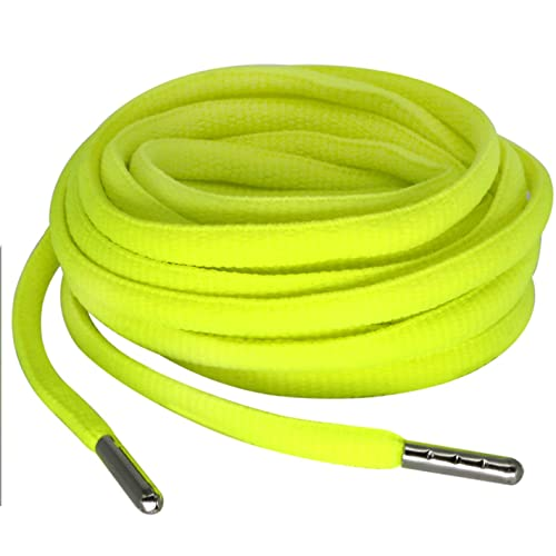 a8542655d8722 Half Round Shoelaces for Air Foamposite Sneakers With Metal Aglets 180CM