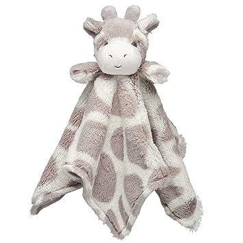 Amazon.com: Elegante manta de bebé jirafa, beige, 15