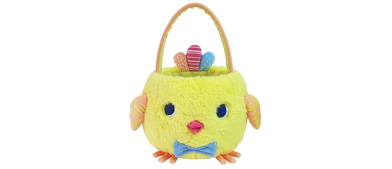 Chick Spritz Easter Basket