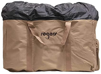Amazon com : Rogers 6 Slot Deluxe Full Body Goose Decoy Bag : Sports