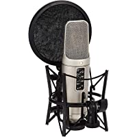 """Rode Microphones NT2ARode NT2-A Multi-Pattern Dual 1"""" Condenser Vocal Microphone"""