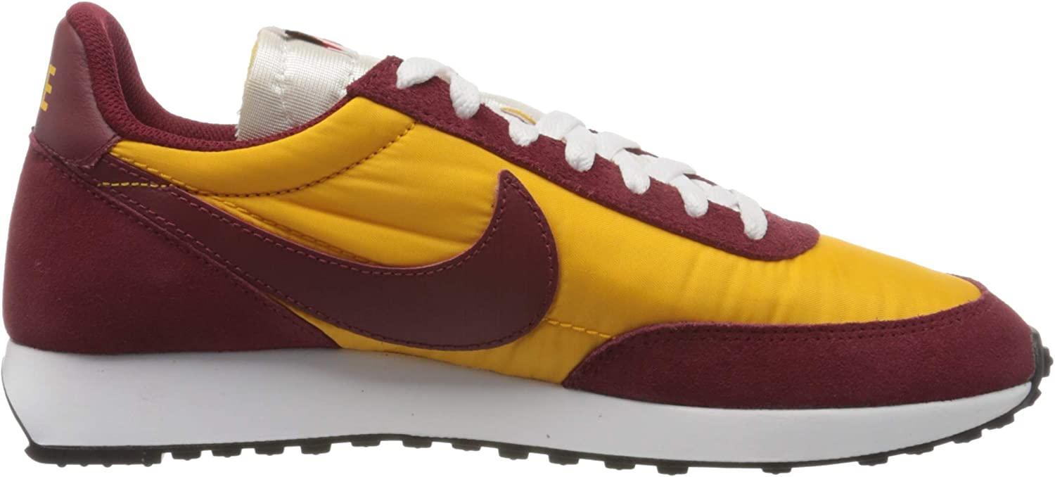 Nike Air Tailwind 79, Chaussures d'Athlétisme Homme University Gold Team Red Blanc Noir