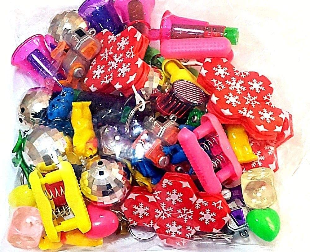 30 Pcs Mix-C Diff Toys Pinata Bag Filler Loot Gag Goody Birthday Party Favors