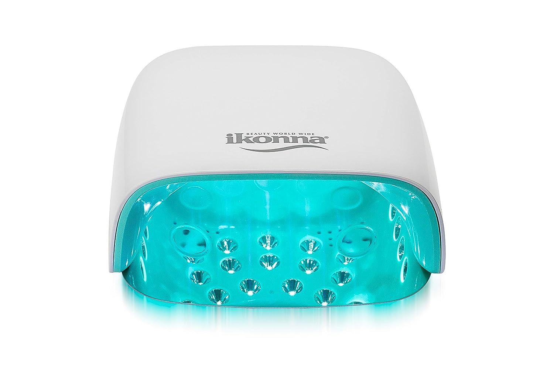 Amazon.com : ikonna 48W Portable Rechargeable UV Light LED Nail ...