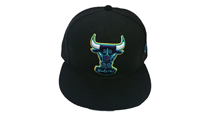 48968629856 Image Unavailable. Image not available for. Color  New Era Chicago Bulls   quot Windy ...