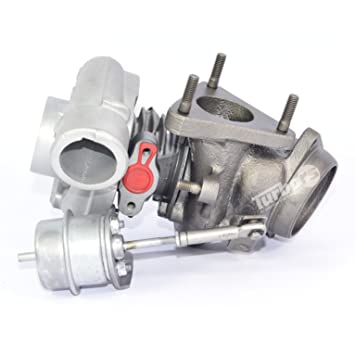 Turbocharger MERCEDES E-CLASS 290 TD W210/130Ps OM602 454127: Amazon