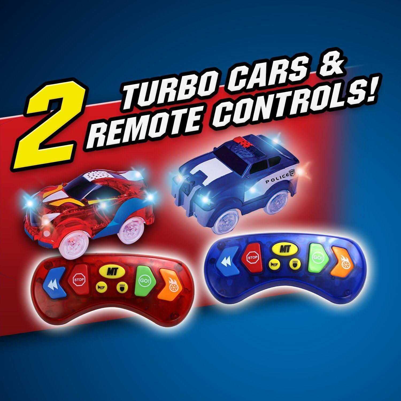Magic Tracks RC Cars Radio Control Vehicles      LE MANS      As Seen on TV