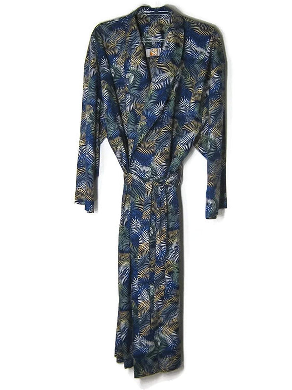 Hello Club Robes for Men Blue 2XL Sleepwear