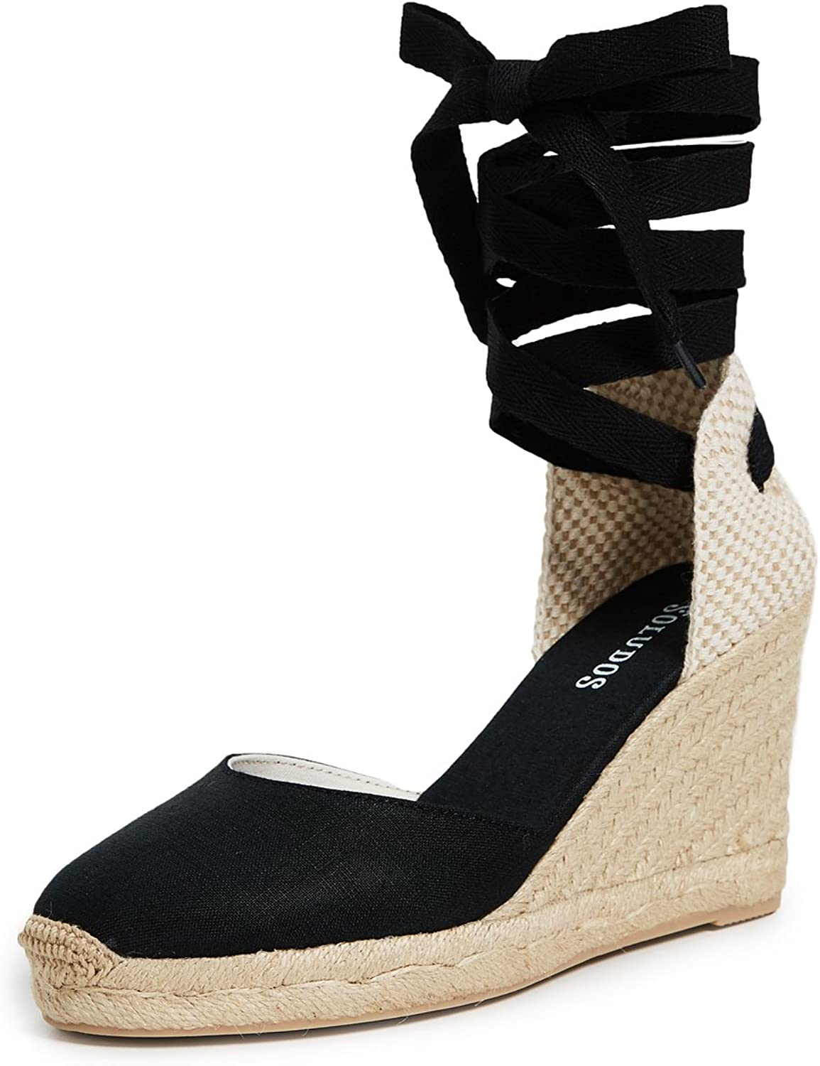 Soludos Women's Tall Wedge Espadrilles