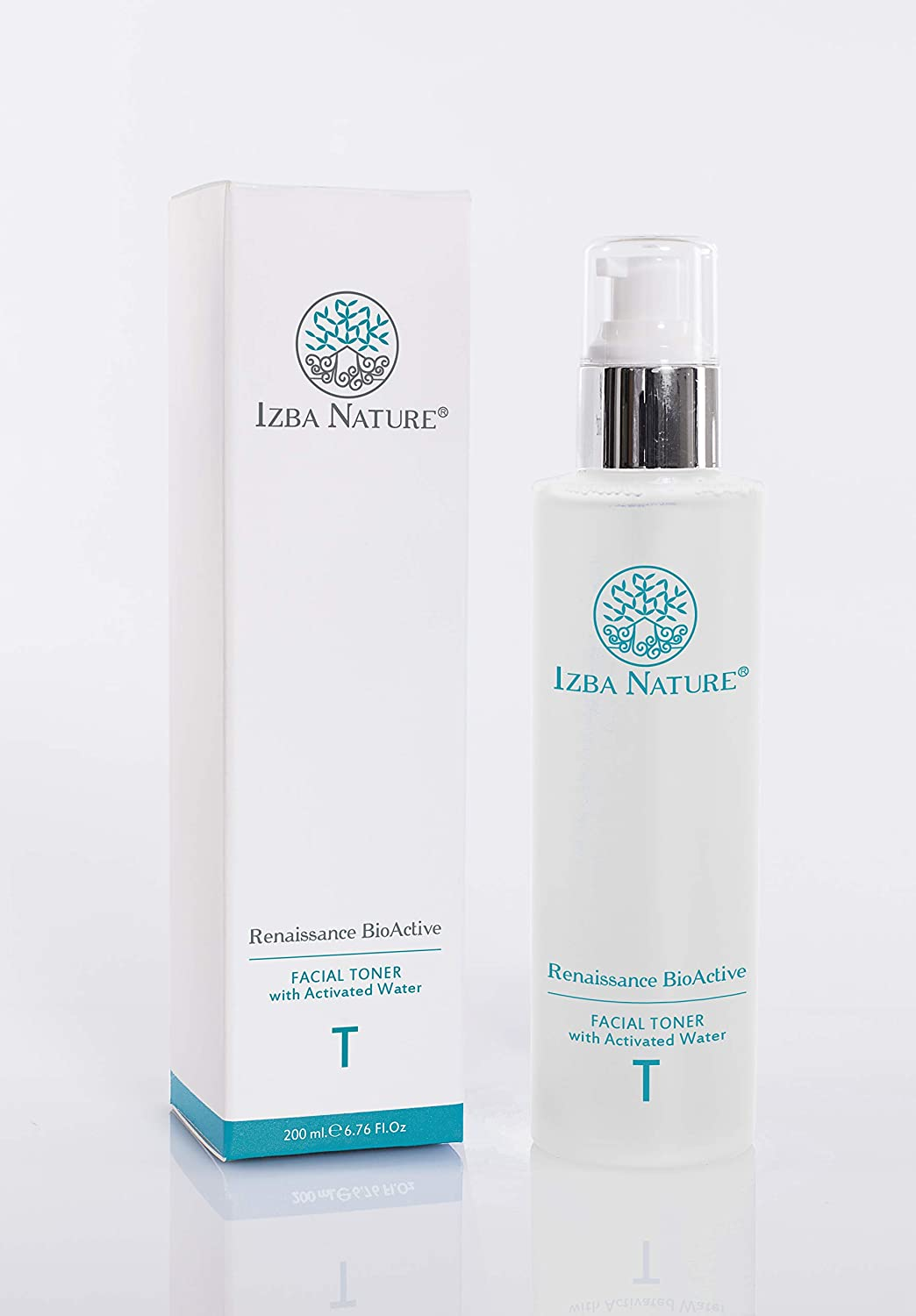 Izba Nature, Tonificador facial - 200 ml.: Amazon.es: Belleza
