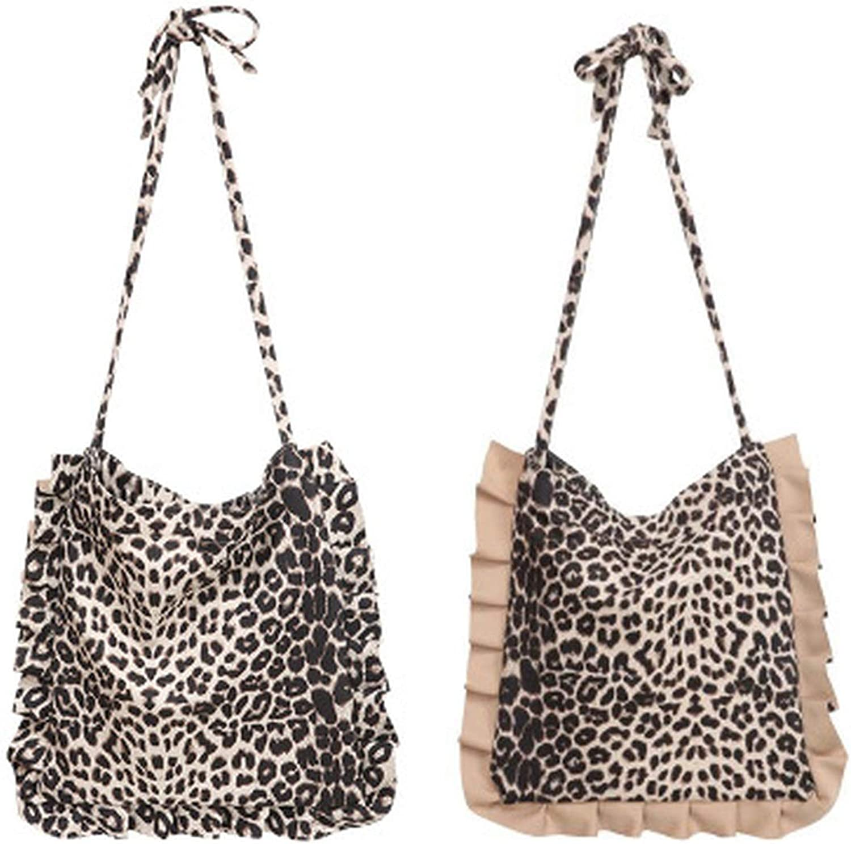 Leopard Handbag The Large...