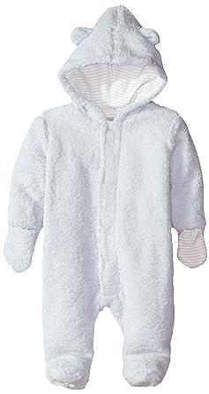 20297aee4 Magnificent Baby Baby-Boys Blue Sorbet Hooded Fleece Pram