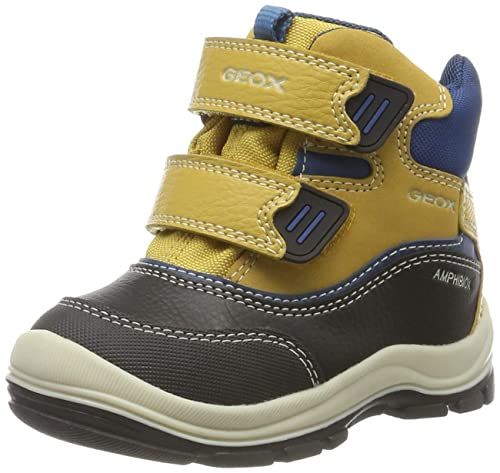 Geox Baby Jungen B New Gulp Boy B ABX A Stiefel B841GA