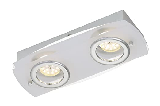 Briloner Leuchten Deckenleuchte Led Lampe Deckenlampe Led