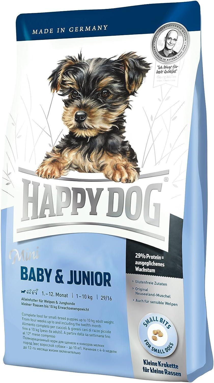 Happy Dog Mini Baby & Junior 29 Comida para Perros - 300 gr