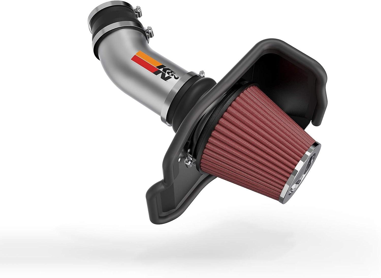 K N 69 2545 Waschbarer Und Wiederverwendbarer Tp Kfz Hochleistungsluftfiltersystem Auto