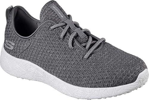 497f63f7fef1 Skechers Men s Burst 52114-char Trainers  Amazon.co.uk  Shoes   Bags