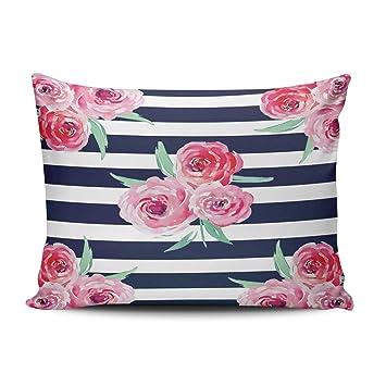 Amazon.com: ONGING - Fundas de almohada decorativas para ...