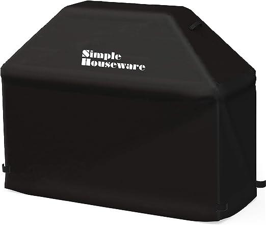 "Amazon.com: Simple Houseware BBQ Grill Cover (55""): Home & Kitchen"