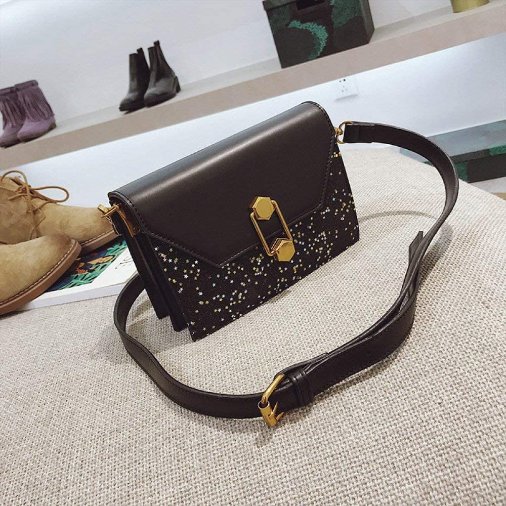 Zhao Liang Spring New Korean Square Bag Shoulder Messenger Bag
