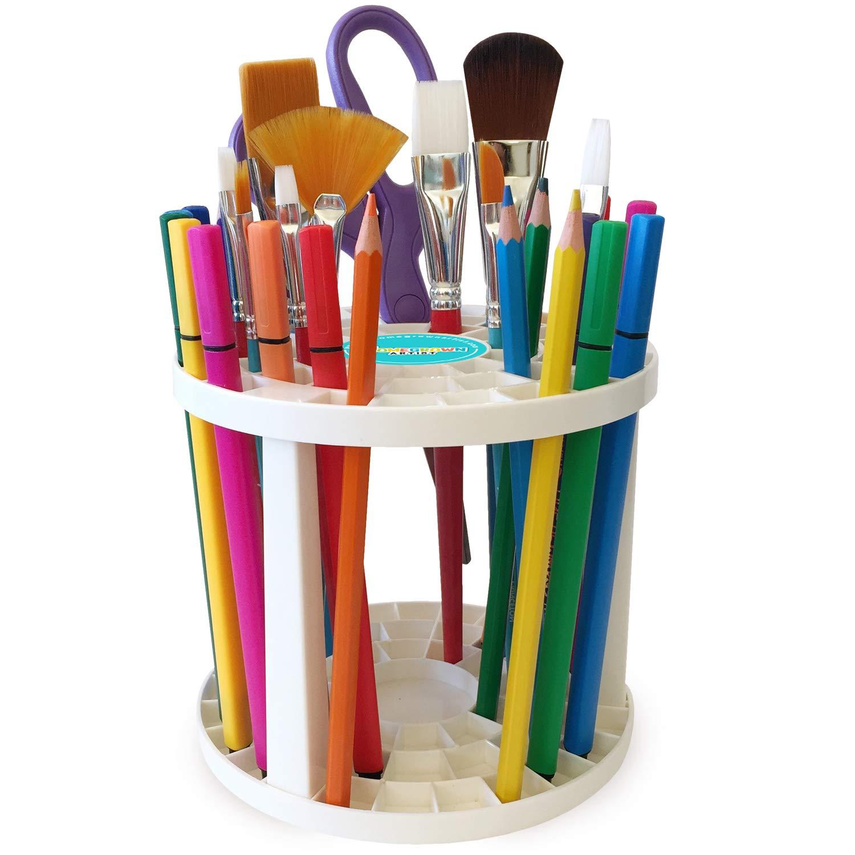 Paint Brush Holder - Cool Sturdy Art & Craft