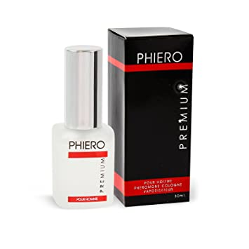 Feromonas - Phiero Premium: Perfume con feromonas para hombre