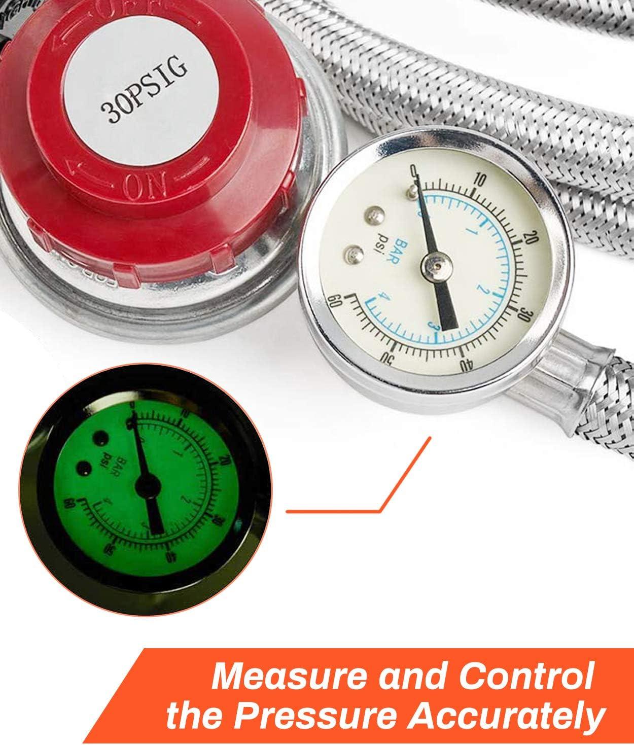 """Regulating pressure 1/"""" 1//2 ff pn 25 bar brass 30det49490h"""