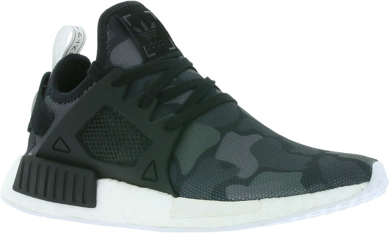adidas Originals NMD_XR1 Boost Schuhe Sneaker Turnschuhe Schwarz BA7231, Größenauswahl:44 23