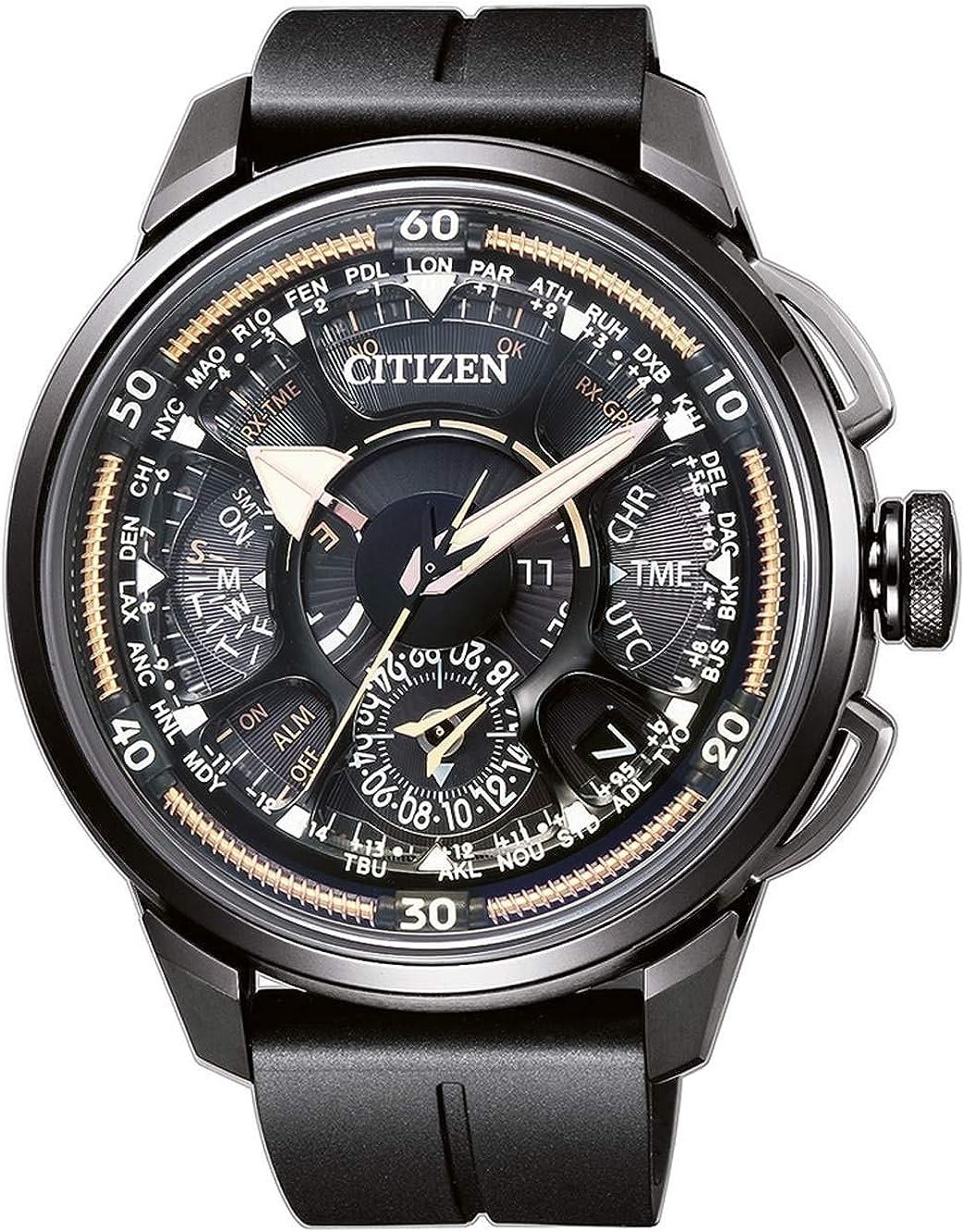 Citizen Satellite Wave CC7005-16G Cronógrafo para Hombres con GPS