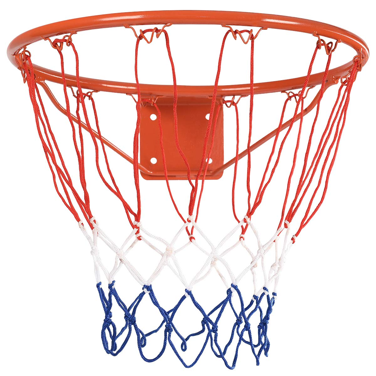 amazon gymax basketball rim 18 wall door mounted basketball I-Beam Wood amazon gymax basketball rim 18 wall door mounted basketball rim goal net basketball hoop for indoor outdoor sports outdoors