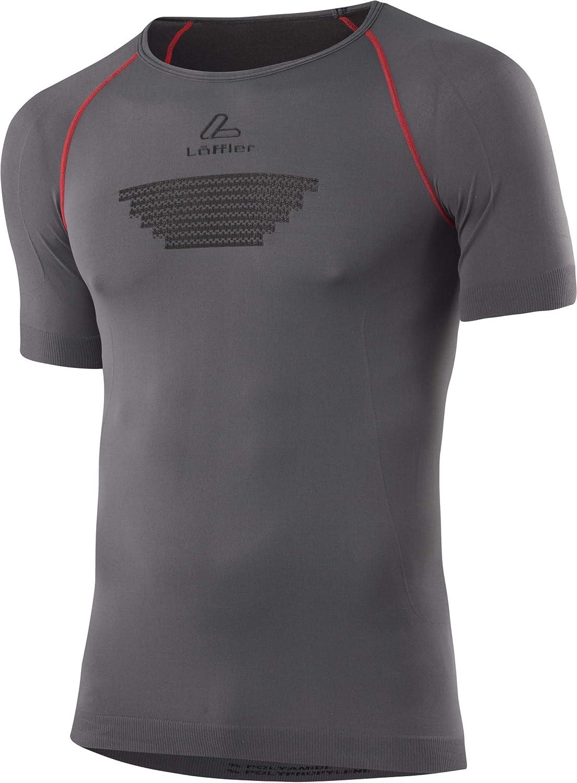 L/ÖFFLER Transtex Light Shirt anthrazit
