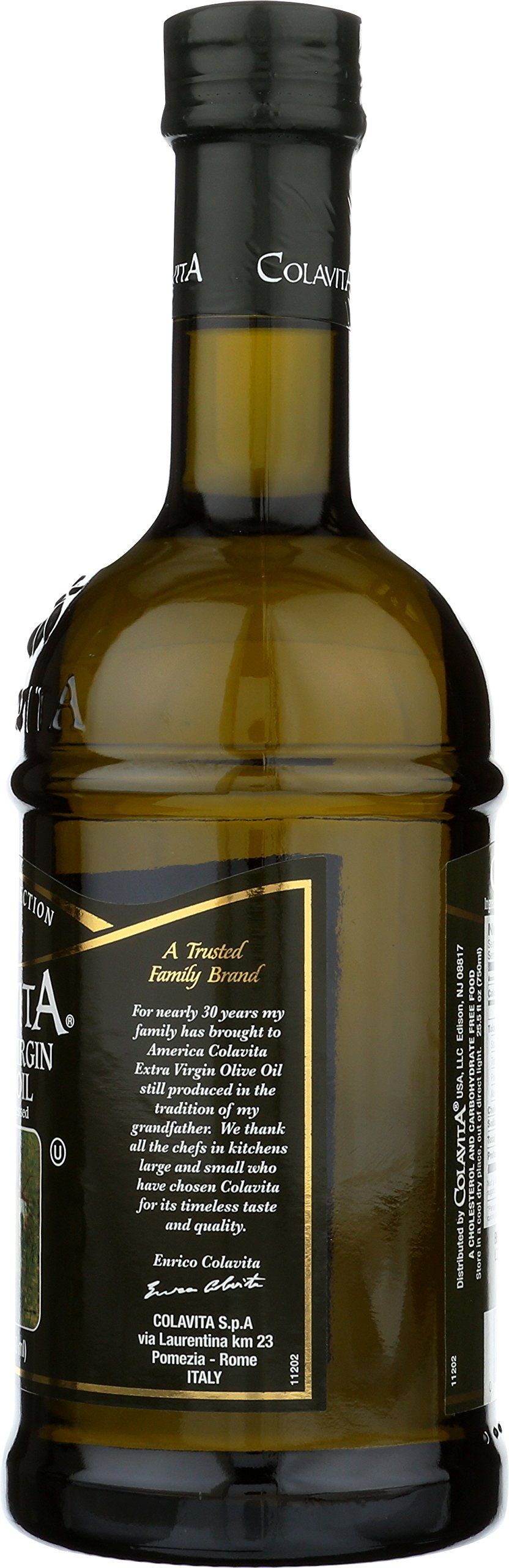 Colavita Extra Virgin Olive Oil Special, 25.5 Ounce (Pack of 2) by Colavita (Image #11)