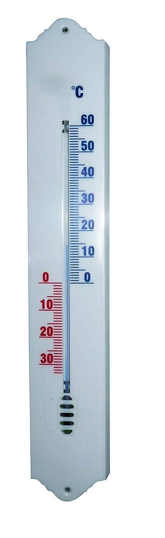 Spear & Jackson 53021 Thermometer Kunststoff 50 cm weiß