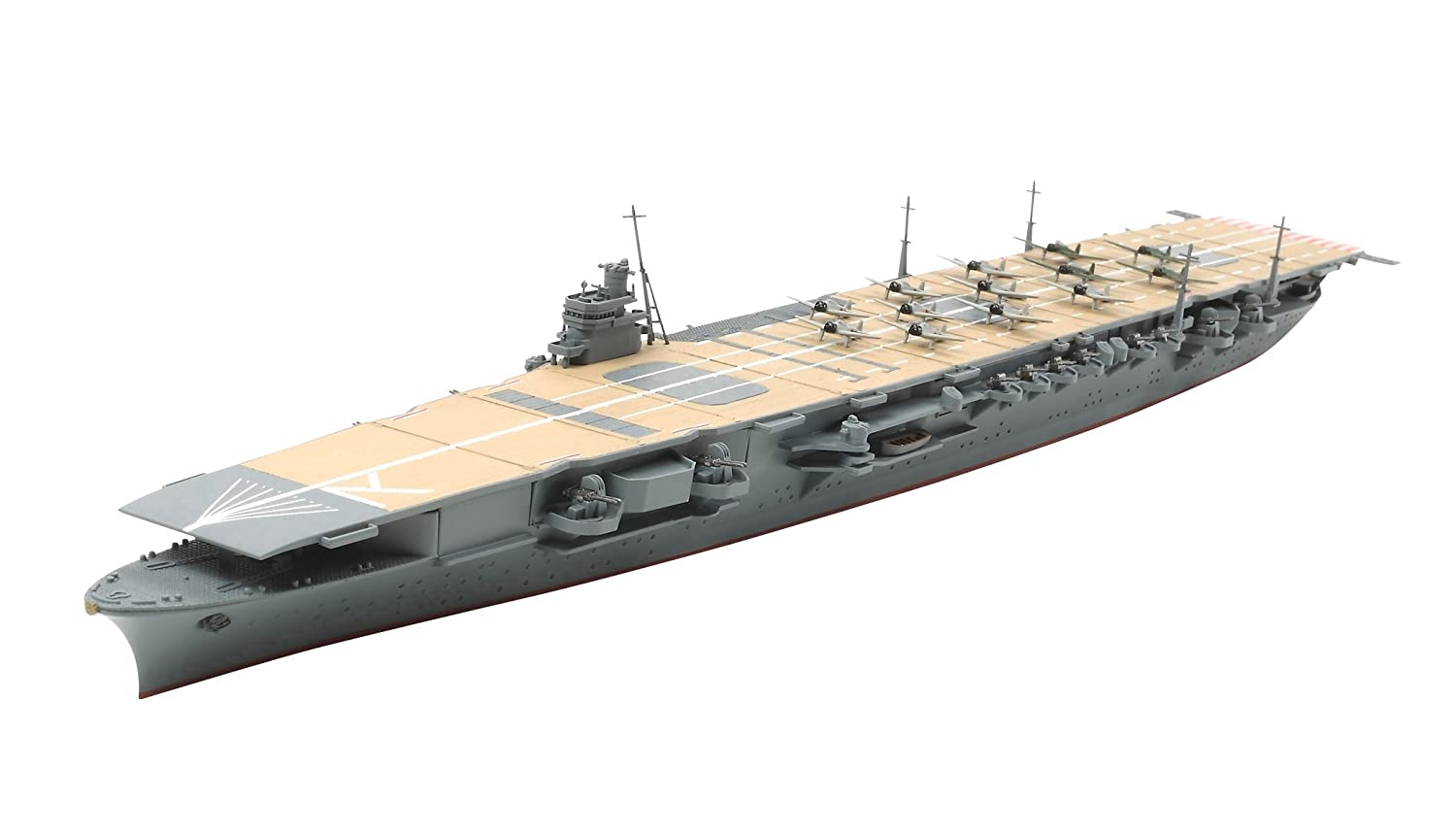 Tamiya 1:700 Aircraft Carrier Zuikaku Pearl Harbor (englische Version) The Hobby Company 31223