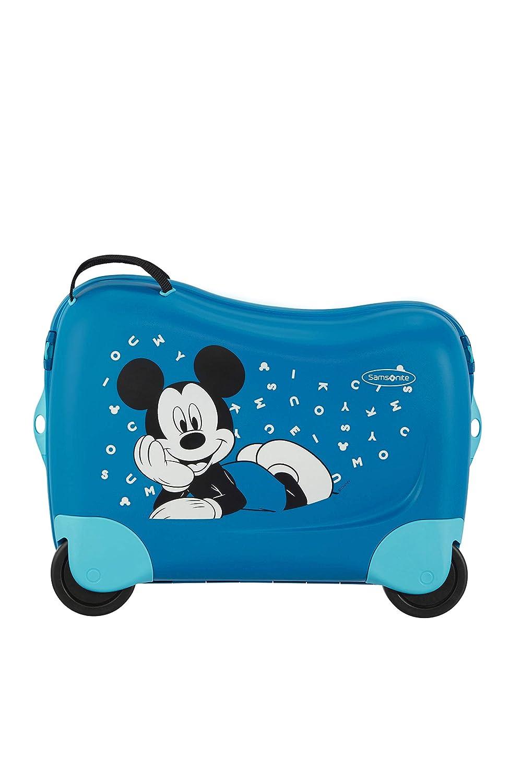 e083b02c4 Samsonite Dream Rider Disney - Maleta Infantil (51 cm), Mickey Letters  (Azul) - 109641/7224: Amazon.es: Equipaje