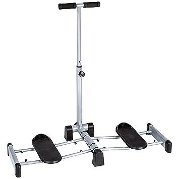 TecTake Máquina para ejercitar piernas glúteos abdomen | estable y de alta calidad | plegable: Amazon.es: Deportes y aire libre