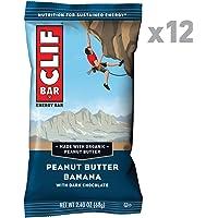 CLIF Bar Peanut Butter Banana 12x68g